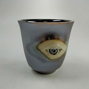 FIVE SENSES TEA CUP - EYE