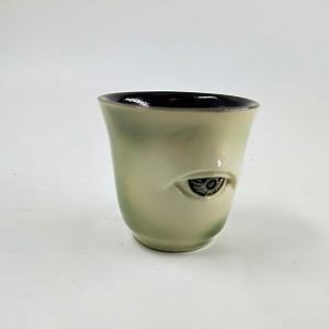 Five Senses Small Tea Cup - Eye