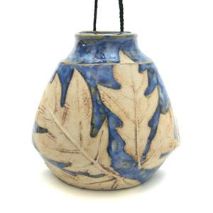 Wall Vase - Leaves Design