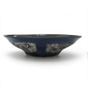 Fruit Bowl - Leaves Design