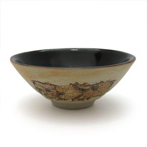 Rice Bowl - Leaves Design