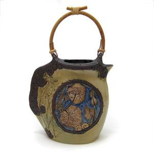 Water Jug - Leaves Design